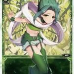 闘娘 緑姫(プロモ:ファーストタッチ 限定プロモパック)