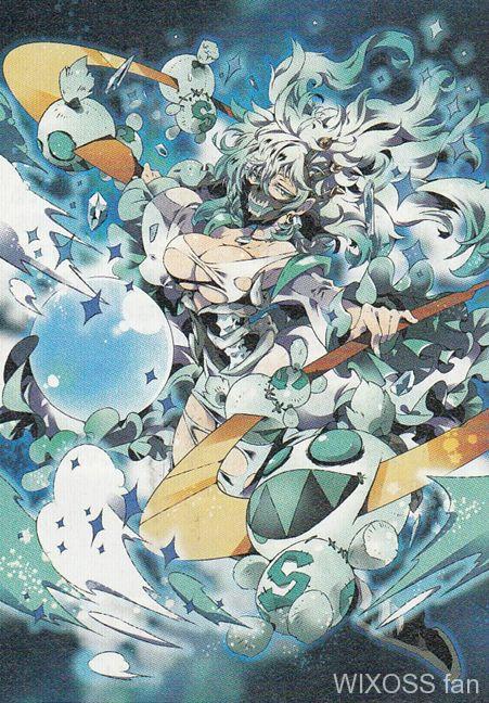 ウィクロス第14弾収録のSR原子シグニがイラスト公開中!ヒントは「デーモン・コア」!プルトニウム!?