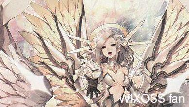 ウィクロス第14弾「サクシードセレクター」に新たなユキ(イオナ)が収録決定!レベル5の風格!