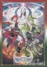 リル&メル(第17弾「エクスポーズドセレクター」BOX特典カードプロテクト)