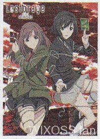 すず子&千夏(第17弾「エクスポーズドセレクター」BOX特典カードプロテクト)