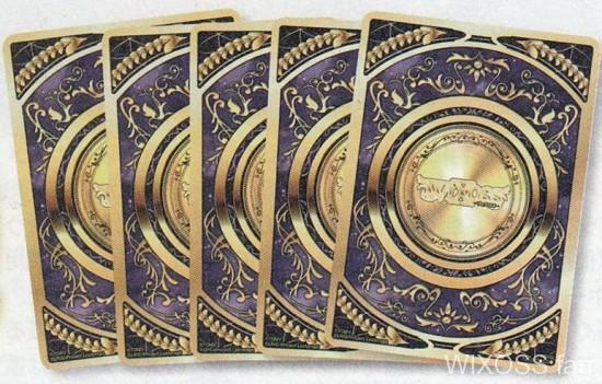 コンセプトデッキ「ブラックコンフレーション ウリス&グズ子」に封入されるコインカード